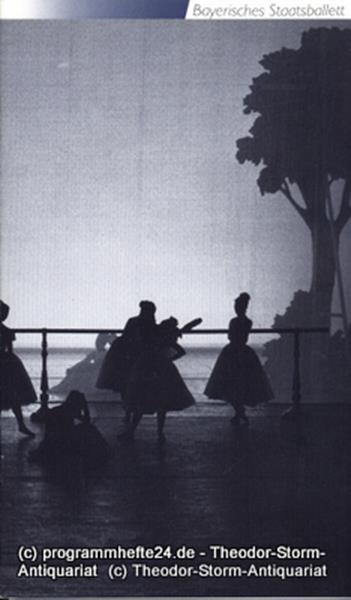 Programmheft zu Der Nußknacker. Ballett in zwei Akten. Bayerisches Staatsballett