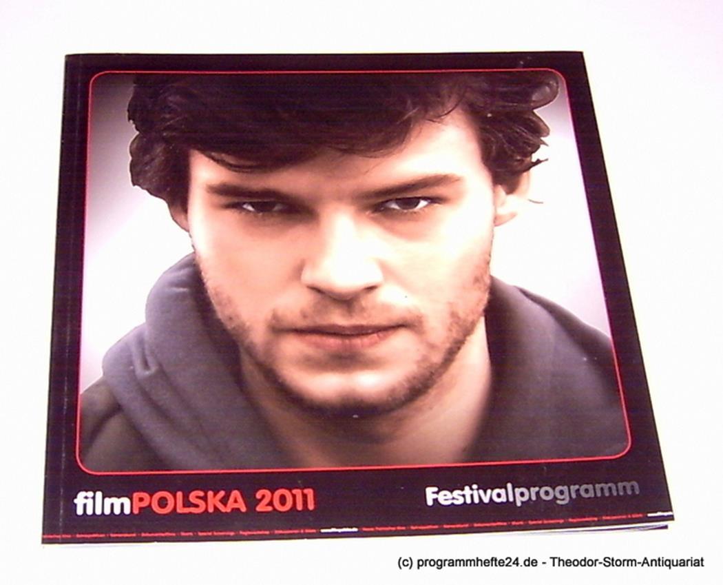 Programmheft filmPolska 2011 Festivalprogramm Polnisches Institut Berlin, Instyt
