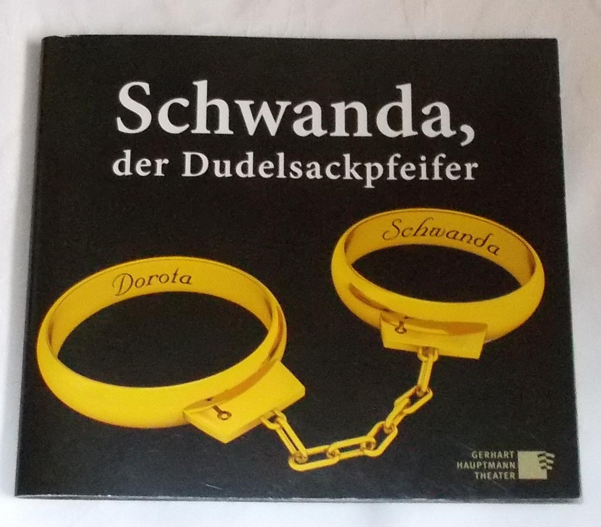 Programmheft Schwanda der Dudelsackpfeiffer. Görlitz 2011