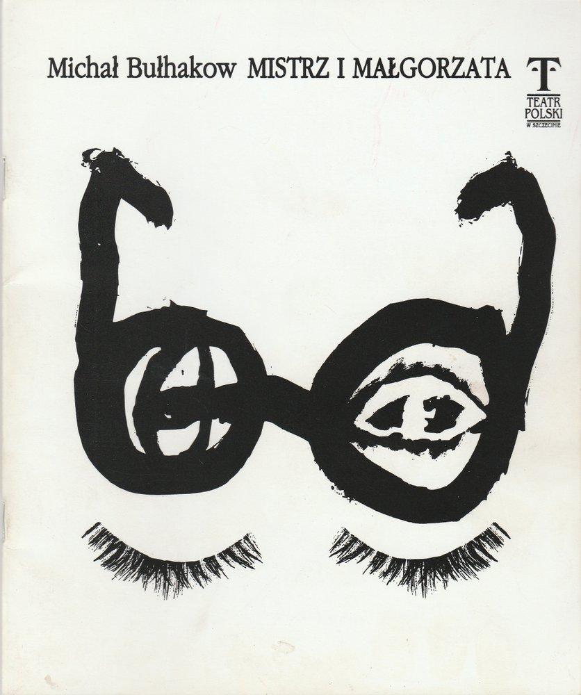 Programmheft Michal Bulhakow MISTRZ I MALGORZATA Teatr Polski 2000