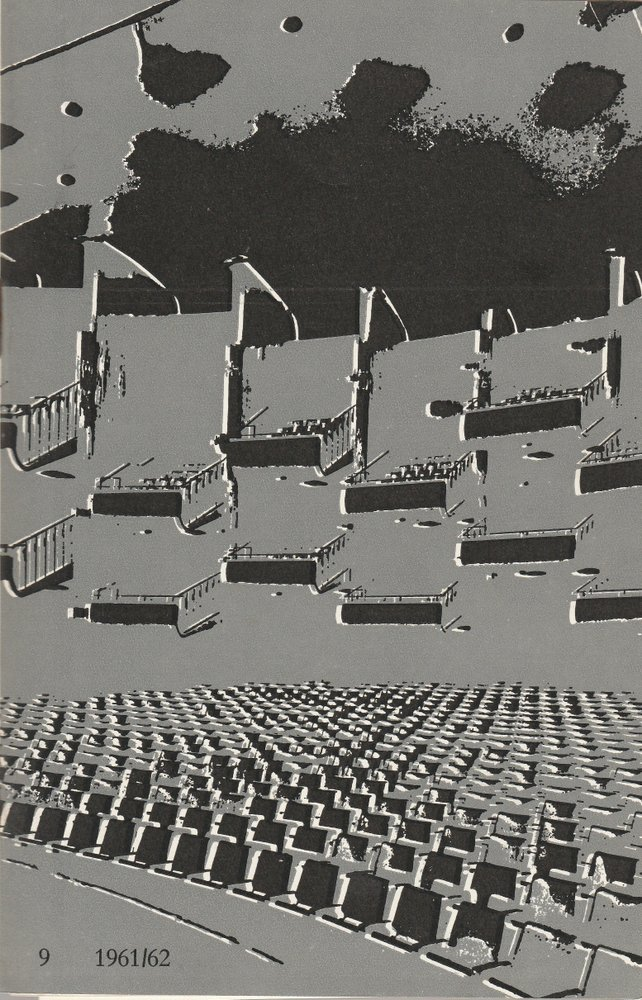 Programmheft Giacomo Puccini TURANDOT Bühnen der Stadt Köln 1962