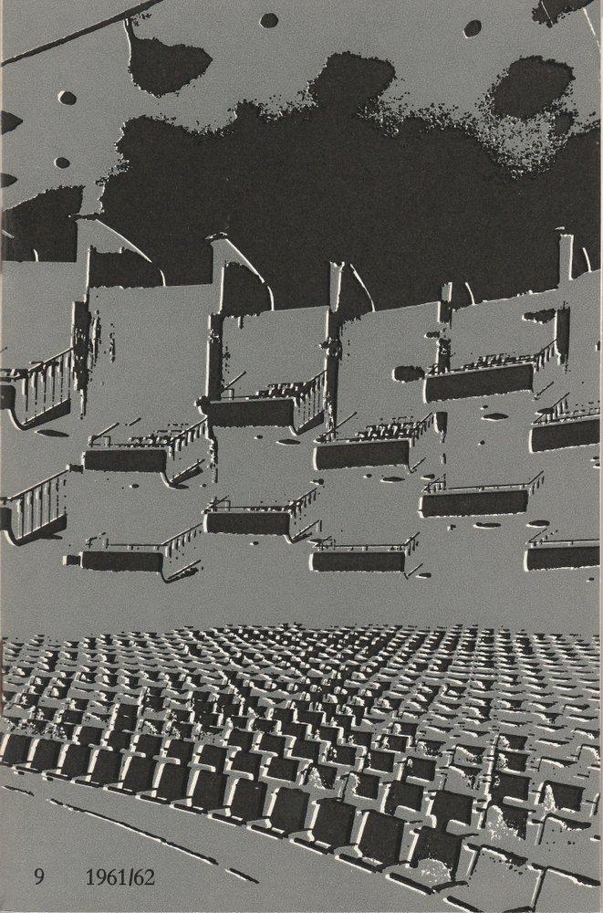 Programmheft RENARD/ MAVRA / GIANNI SCHICCHI Bühnen Köln 1962
