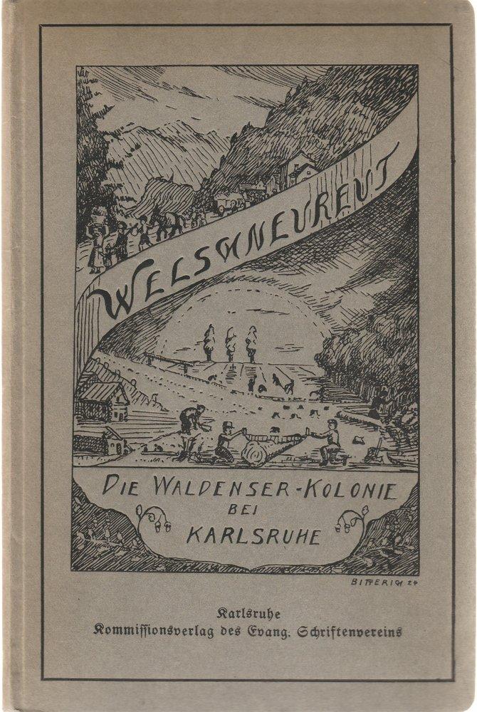 Askani Friedrich WELSCHNEUREUT. Aus der Geschichte der Gemeinde 1924