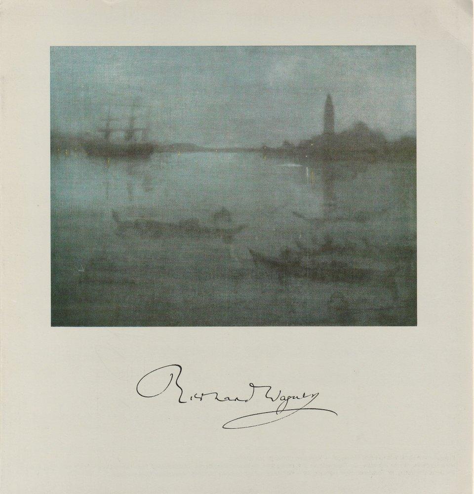 Programmheft LOHENGRIN Richard Wagner Hamburgische Staatsoper 1983