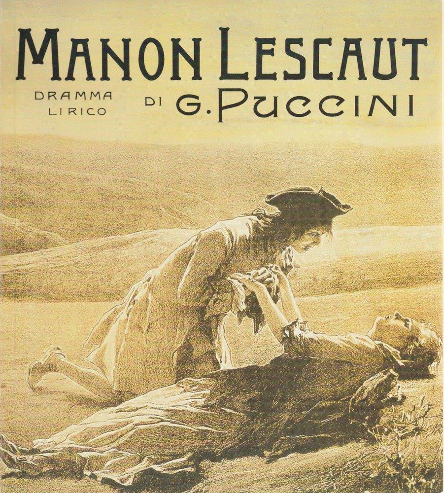 Programmheft Giacomo Puccini : MANON LESCAUT Bayerische Staatsoper 1981