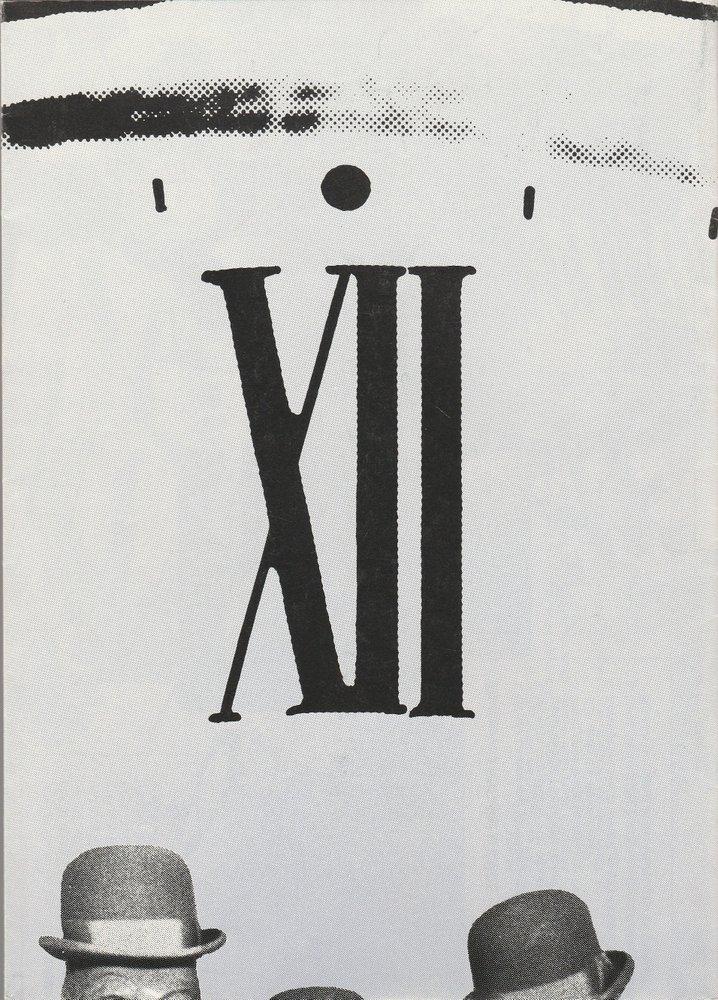 Programmheft MOMO nach Michael Ende Oldenburgisches Staatstheater 1984
