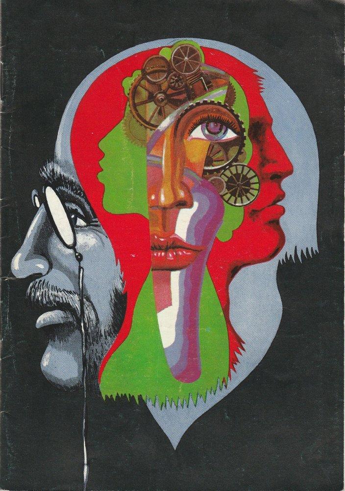 Programmheft Urauff. G. Natschinski  HOFFMANNS ERZÄHLUNGEN Komische Oper 1986