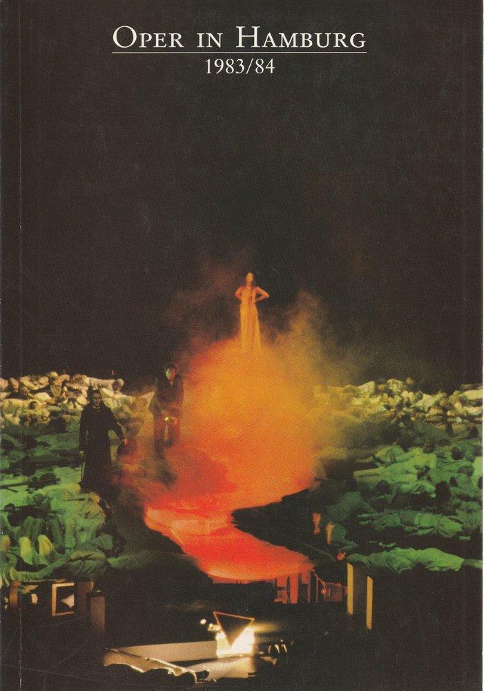 Oper in Hamburg. Jahrbuch XI der Hamburgischen Staatsoper 1983 / 84