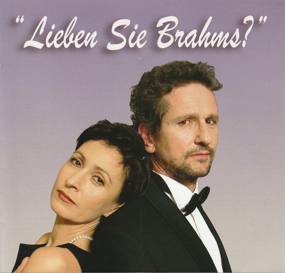 Programmheft Uraufführung Francoise Sagan LIEBEN SIE BRAHMS ? 2007