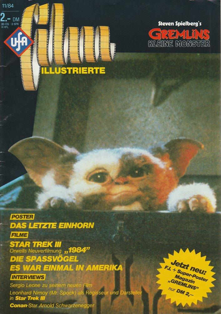 UFA - FILM-ILLUSTRIERTE 11 / 84