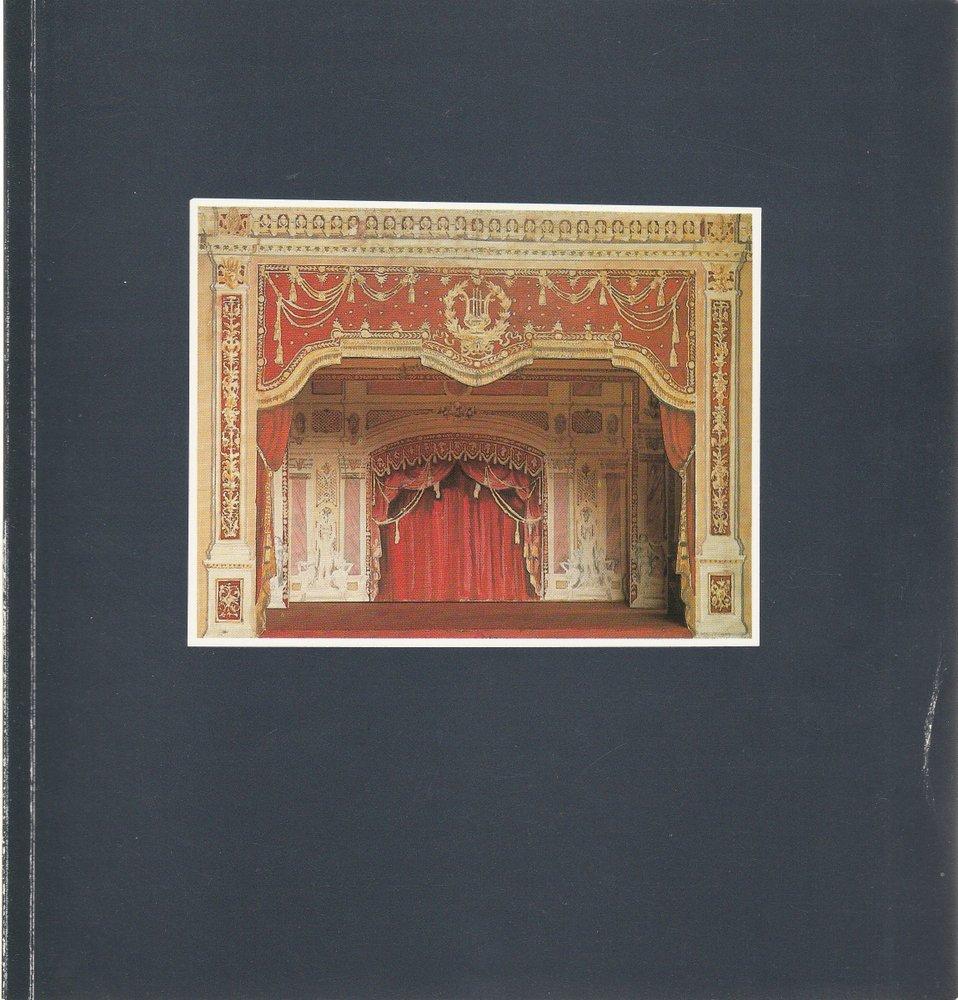 Programmheft DER NUßKNACKER Ballett von von Neumeier Hamburg 1992