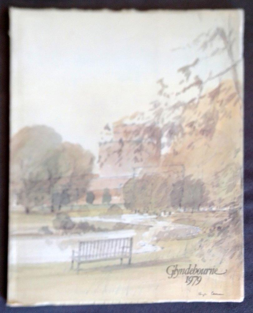 GLYNDEBOURNE FESTIVAL PROGRAMME BOOK 1979