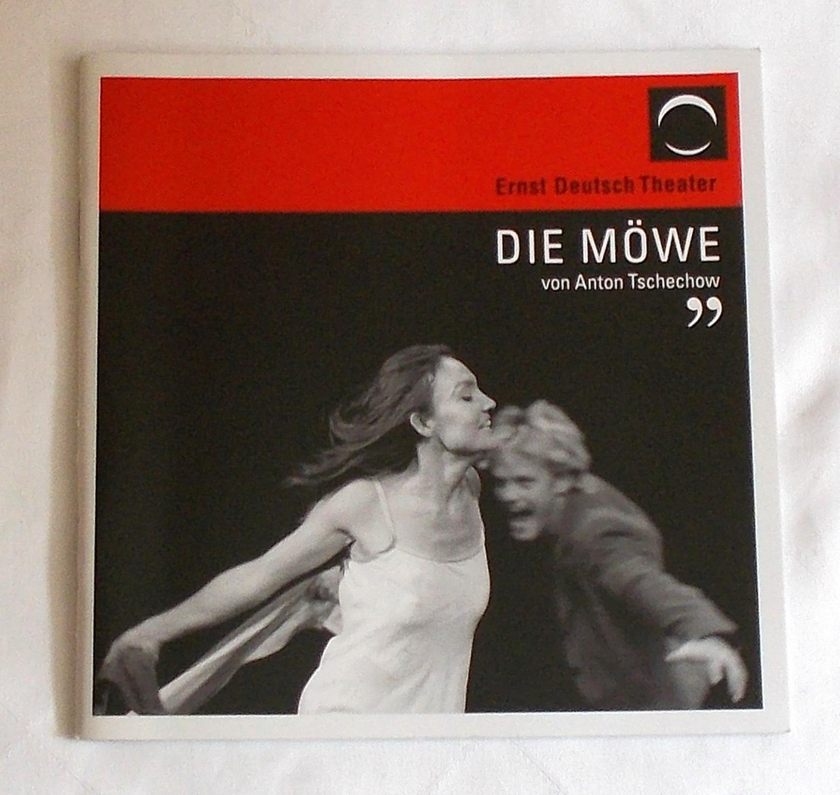 Programmheft Die Möwe von Anton Tschechow Ernst Deutsch Theater 2007