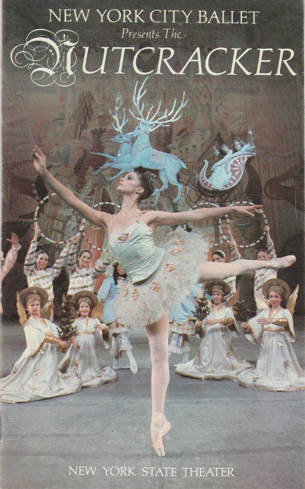 P. Tschaikovsky THE NUTCRACKER December 31, 1980 New York City Ballet